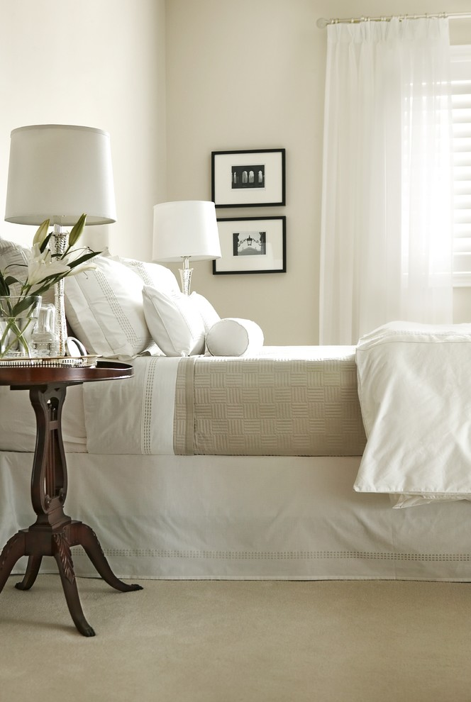 1500 Thread Count Sheets Bedroom Traditional with Bedroom Chrome Drapery Linens Neutral Sheers White