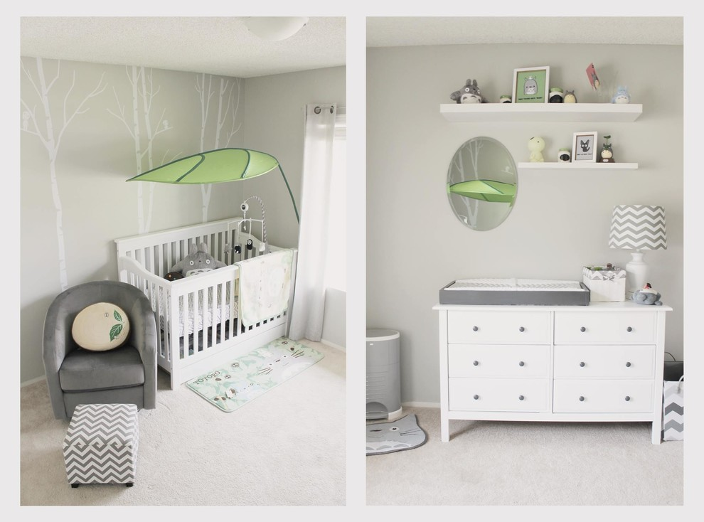 green and gray nursery light blue and gray nursery green baby