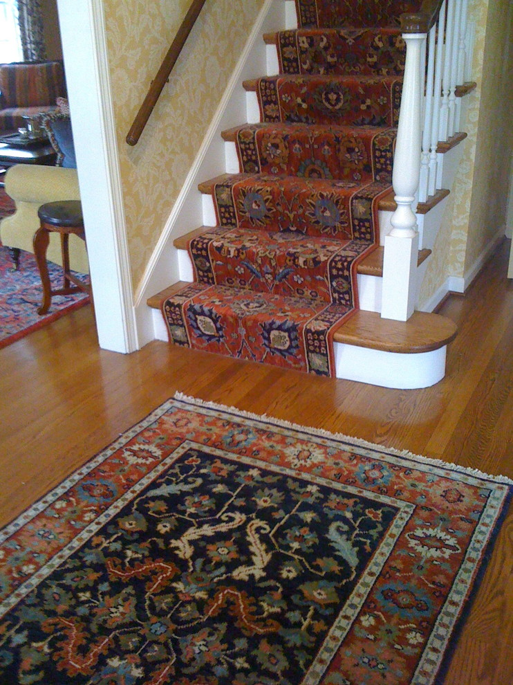 4x6 area rugs Staircase Traditional with 4' X 6' Area Rug Entry Hall Rugs karastan stair runner Oriental