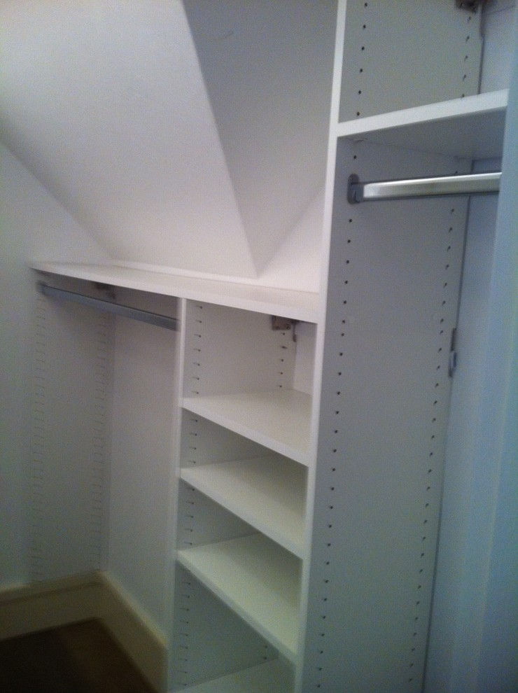 Adjustable Closet Rod Closet Traditional with Nantucket Master Bedroom Closet with Slo