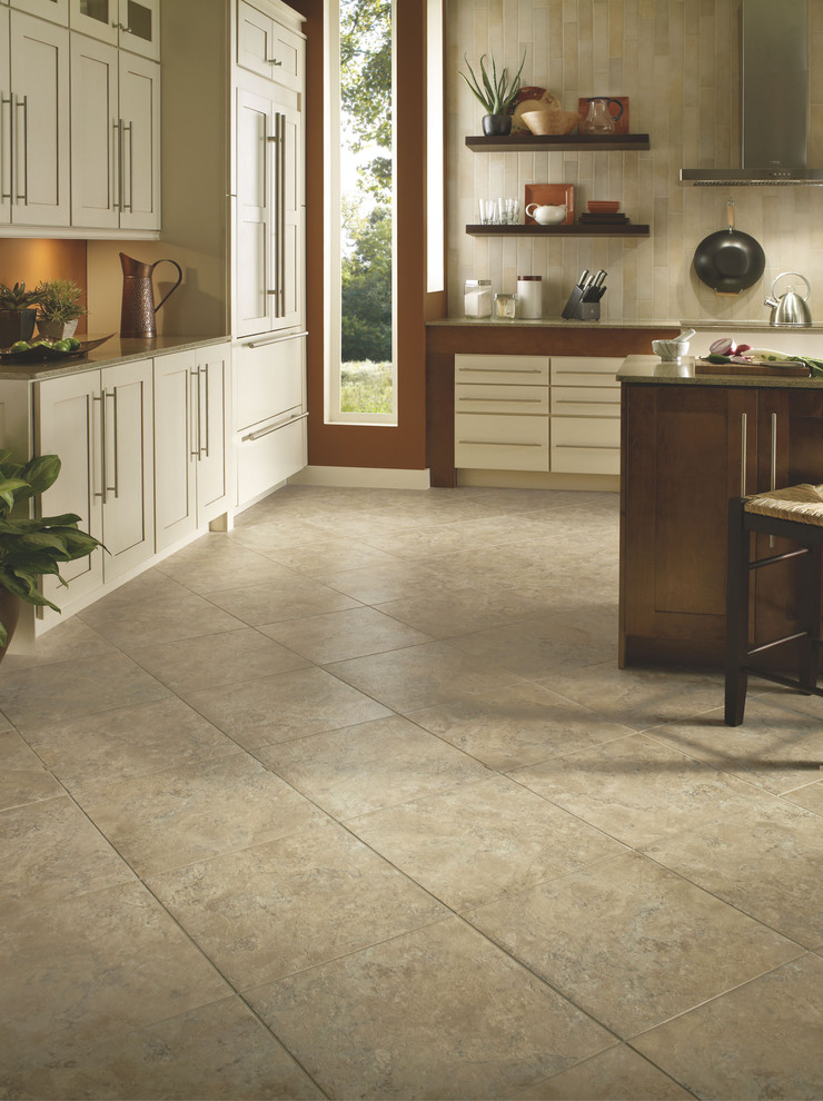 Alterna Flooring Kitchen Contemporary with Categorykitchenstylecontemporary