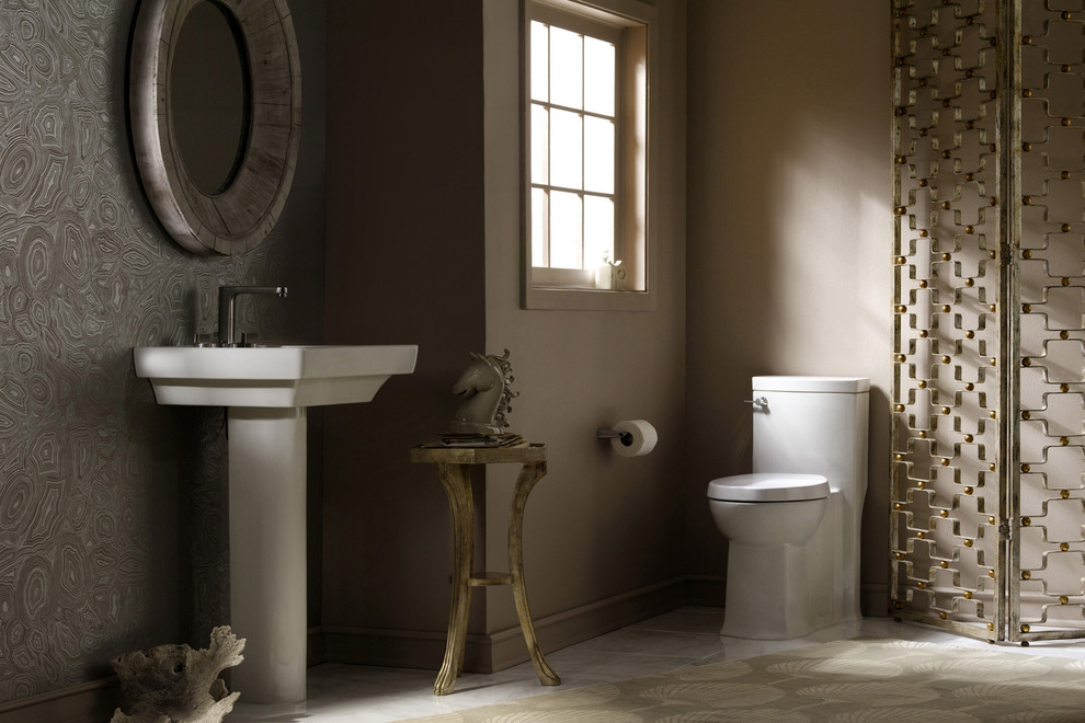 American Standard Toilets Bathroom Modern with American Standard American Standard Toilet Bathroom Sink Boulevard Boulevard Pedestal Sink Boulevard