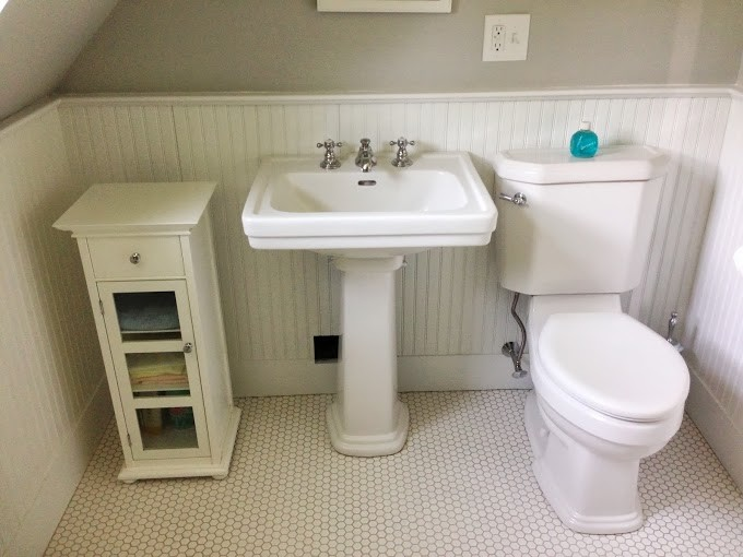 Regular Bathroom Toilet : American standard toilets bathroom traditional with