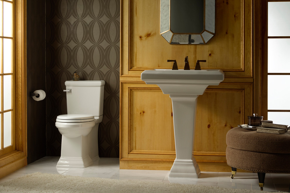 American Standard Toilets Bathroom Traditional with American Standard American Standard Toilet Bathroom Sink Pedestal Sink Sink Suite Toilet