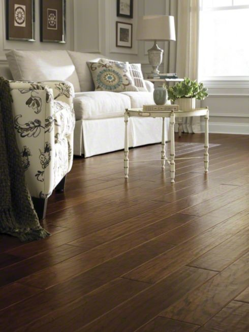 Anderson Hardwood Living Room Traditional with None