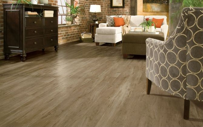 Armstrong Luxe Plank Living Room Contemporarywith Categoryliving Roomstylecontemporary