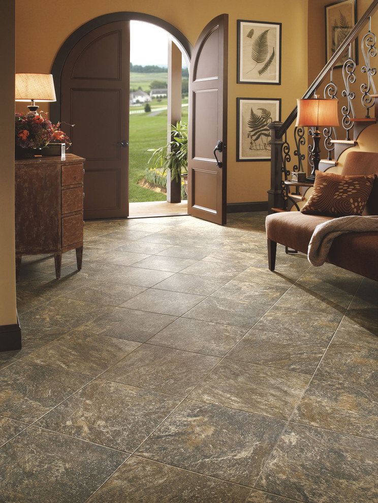 Armstrong Vinyl Tile Entry Traditionalwith Categoryentrystyletraditional