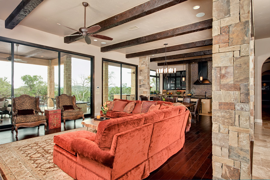 Ashley Furniture Leather Sectional Living Room Traditional with Aluminum Door Beams Boerne Bronze Chair Couch Door Fan Folding Door Game