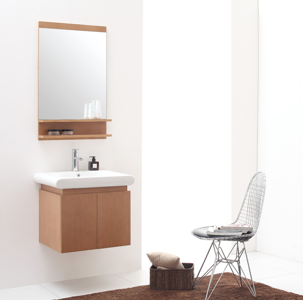 Avanity Bathroom with None