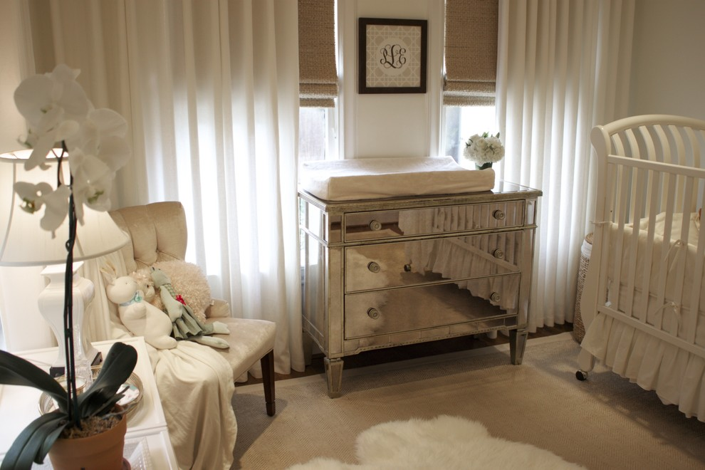 Baby Changing Table Dresser Nursery Traditional with Area Rug Changing Table Chest of Drawers Curtains Drapes Dresser Ideas For