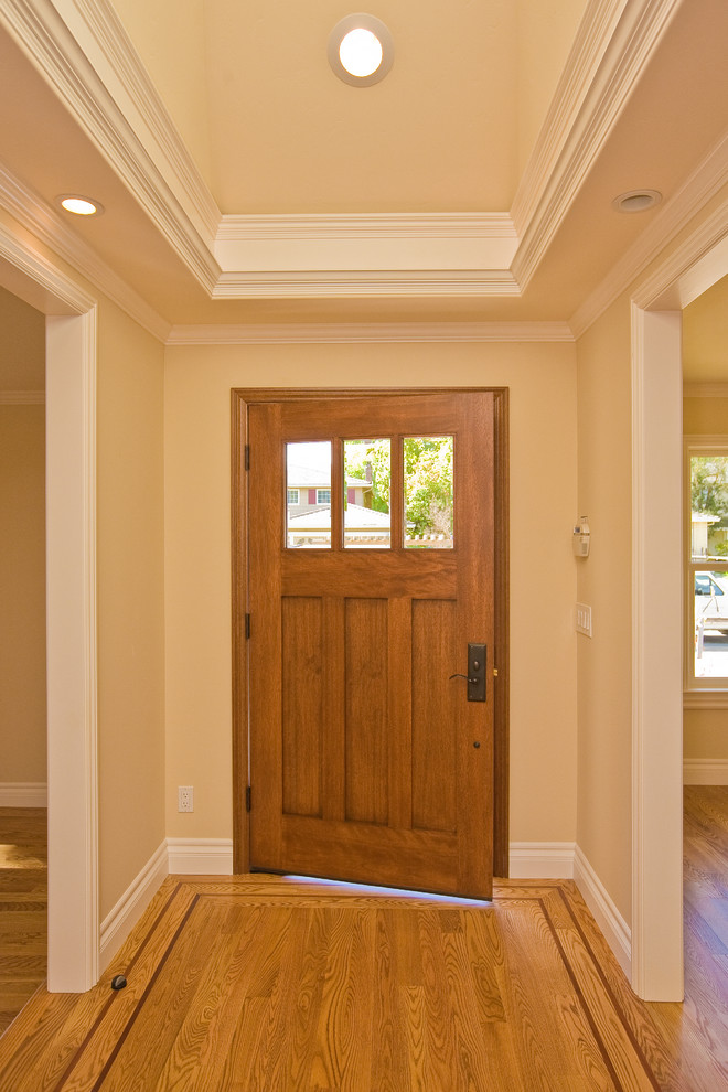baldwin door handles Entry Traditional with cottage