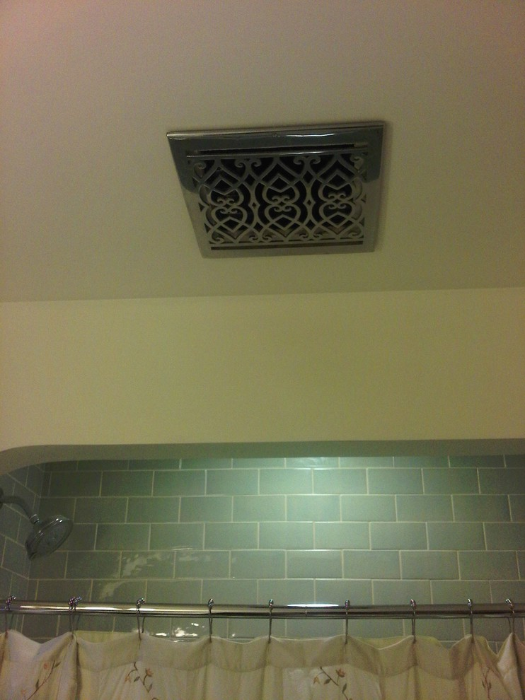 Bathroom Exhaust Fans Bathroom Traditional with None