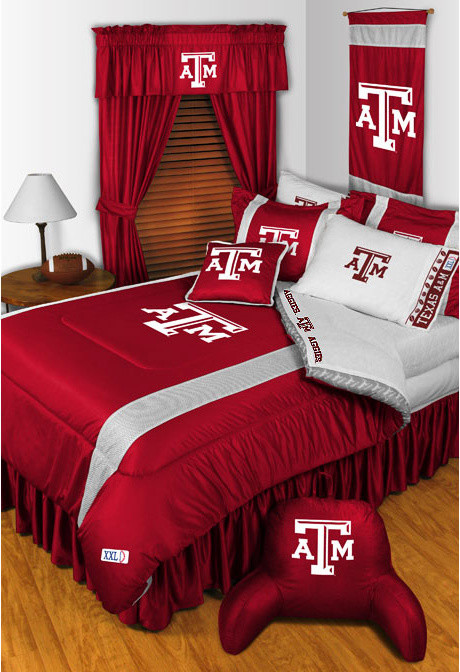 Bed Comforter Sets Bedroom Modern with Aggies Bedroom Aggies Family Room Ncaa Aggies Bathroom Ncaa Aggies Game Room