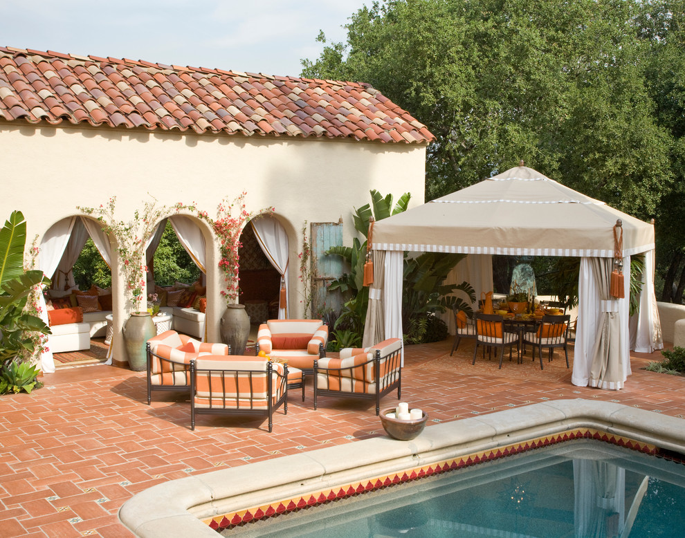 Brinkmann Grill Cover Patio Mediterranean with Categorypatiostylemediterraneanlocationother Metro