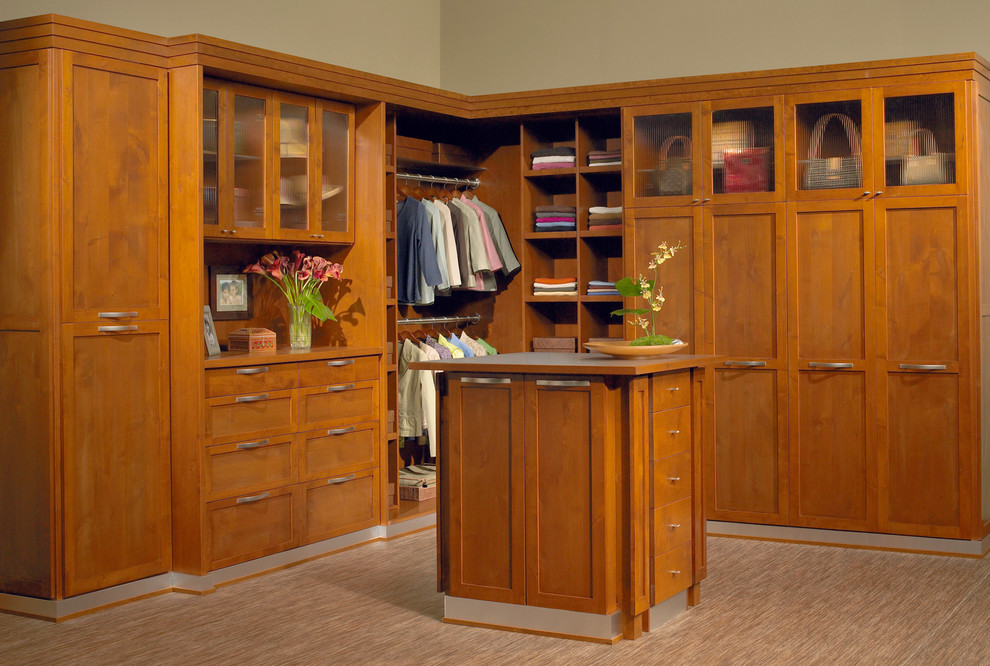 Broyhill Bedroom Furniture Closet Traditional with Built in Storage Classic Design Closet Door Closet Organizers Closet Storage Custom Closet