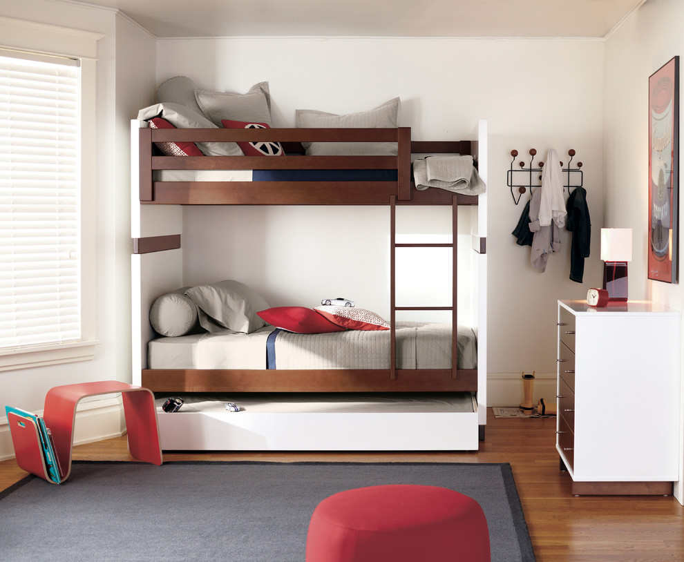 bunk beds with trundle Kids Modern with 7 year old boys bedroom cool boys bedroom loft bed