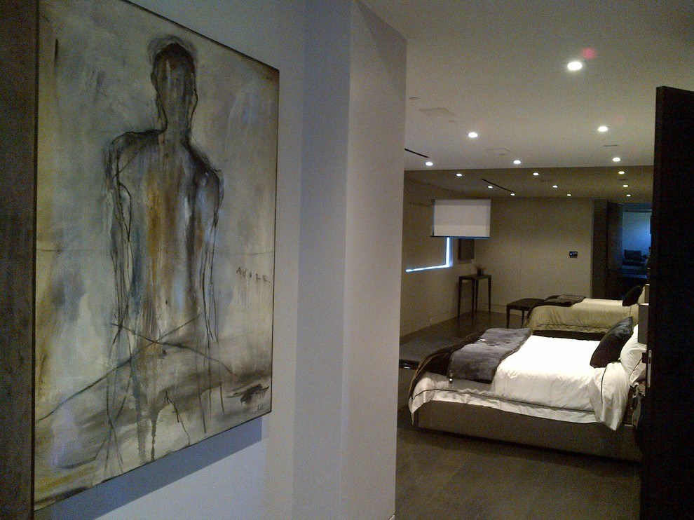 Carpet Sweepers Bedroom Contemporary with Contemporary Artwork Large Artwork Wall Art
