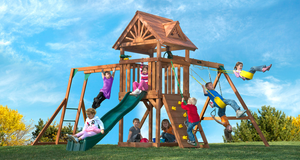 cedar swing sets Kids Modern with affordable backyard cedar cedar swing sets cedar swingsets child children Chinese chinese
