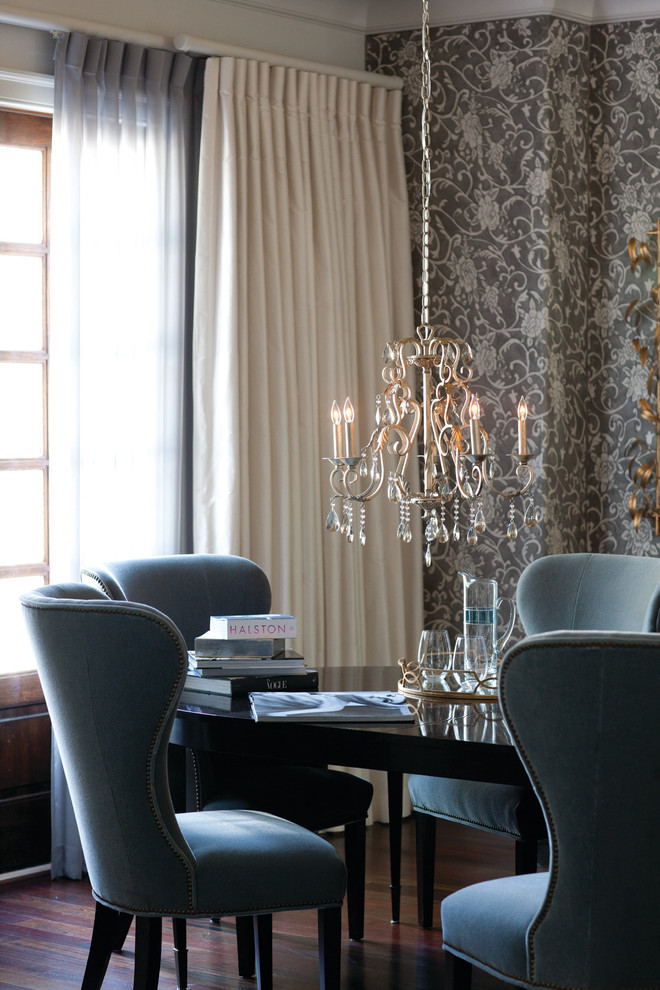 Chaise Lounge Cushions Dining Room Traditional with Crystal Chandelier Dining Room Chandelier Hinkley Carlton Chandelier Silver Leaf Chandelier Traditional