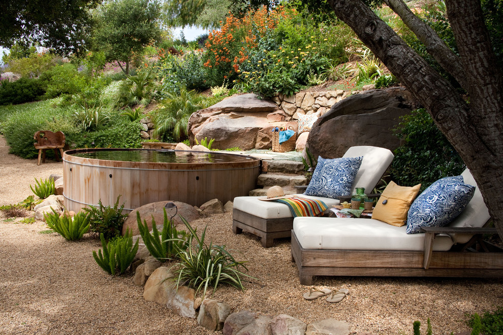 Chaise Lounge Cushions Landscape with Chaise Lounge Chaise Lounge Cushions Garden Furniture Gravel Patio Hot Tub Indoor Outdoor