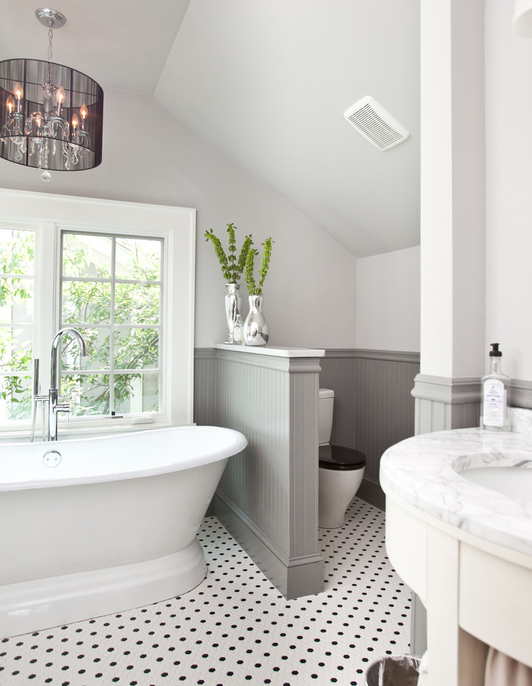 Chandelier Shades Bathroom Traditional with Atlanta Bathroom Cablik Custom Home Renovation 1