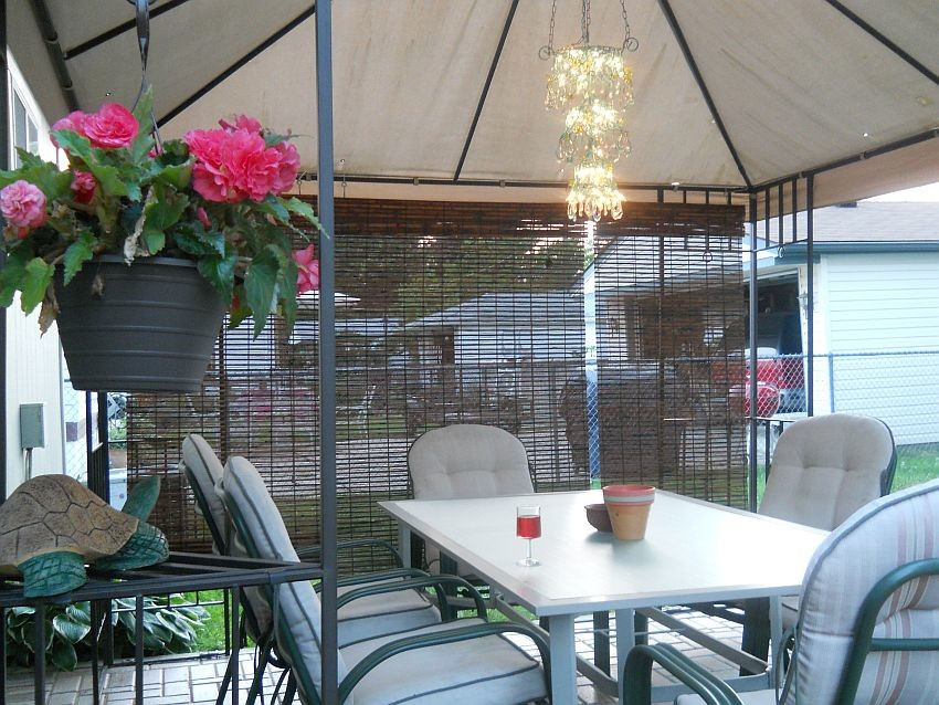 Chandeliers Cheap Patio Traditional with Back Yard Baubles Blue Chandelier Cheap Christmas Lights Classy Colorful Crafts Deck
