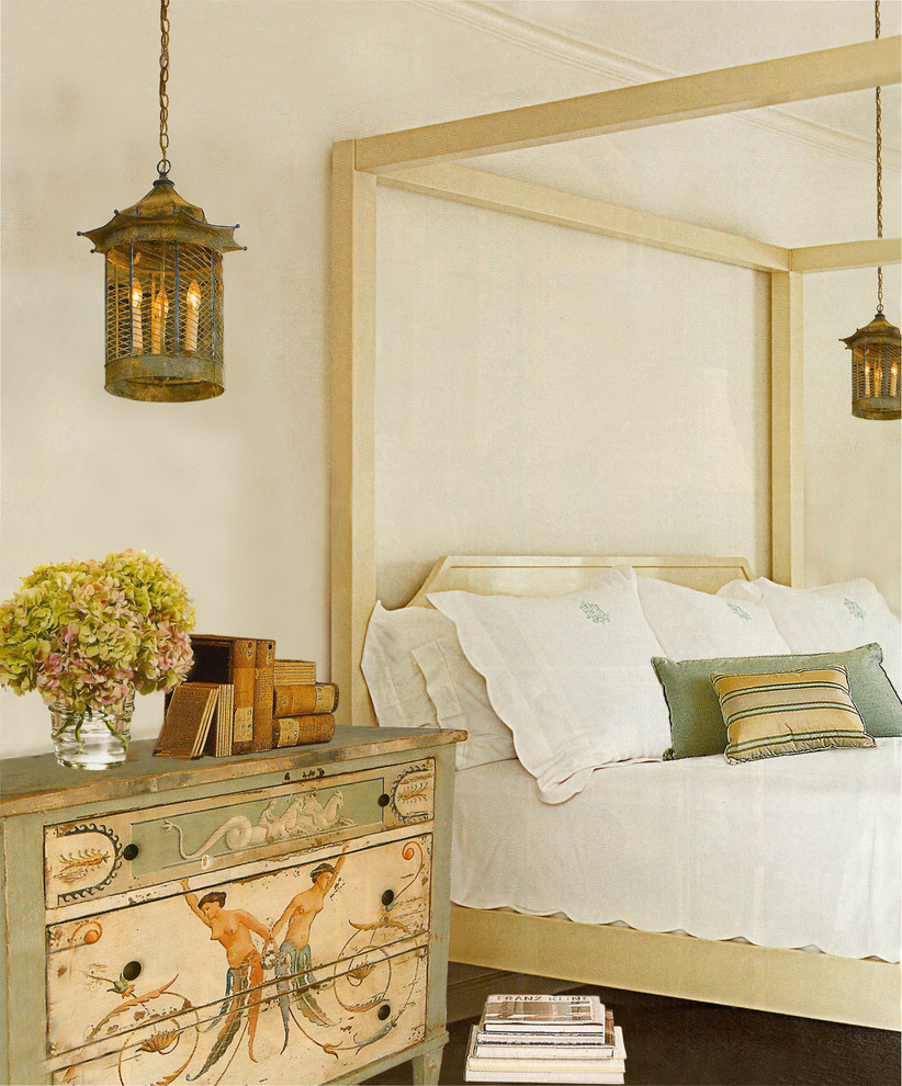 Cheap Chest of Drawers Bedroom Traditional with Aged Books Antique Book Antique Patina Pendants Beige Bed Blue Throw Pillow