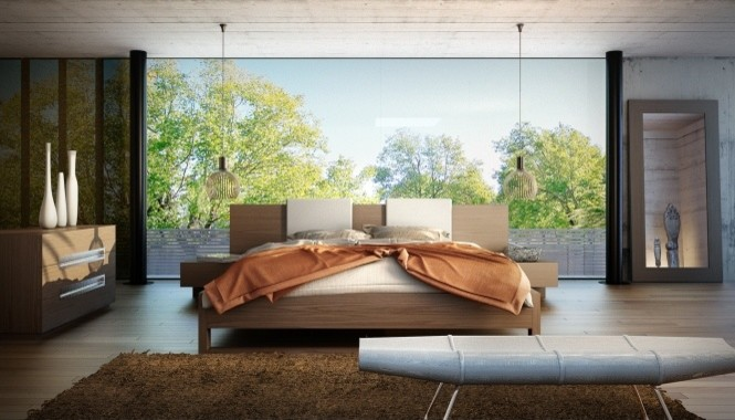 Cheap Headboards Bedroom Contemporary with Contemporary Bed Modern Bed Modloft Monroe Bed Rove Concepts