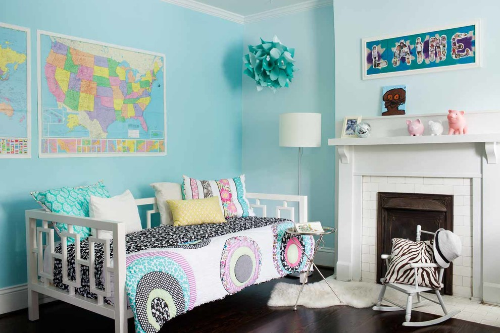 childs rocking chair Kids Contemporary with child's rocker child's rocking chair circles colorful map colorful quilt daybed dots