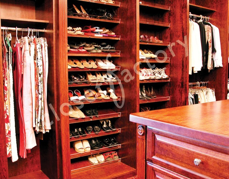 Closet Shoe Organizer Closet Traditional with Closet Factory Closet Closets Custom Closet Custom Closets Custom Storage Fluting Island