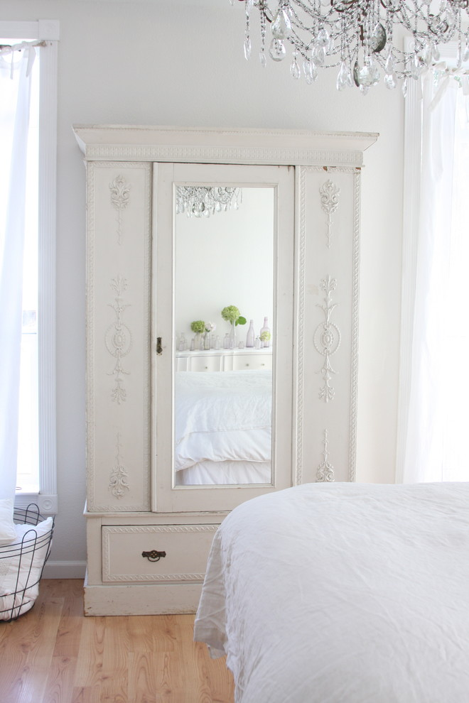 Clothing Armoire Bedroom Shabby Chic with Armoire Ceiling Lighting Chandelier Closet Laundry Hamper Pendant Lighting Shabby Chic Storage