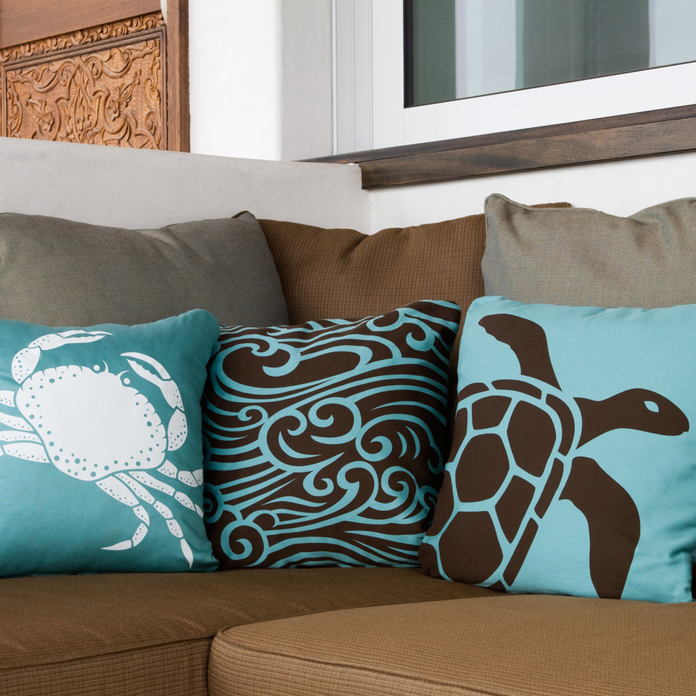 Coastal Pillows Spaces with Beach House Decor Blue Throw Pillows Coastal Decor Coastal Pillows Coastal Throw