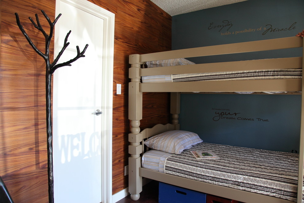 Coat Rack Stand Kids Contemporary with Bedroom Blue Wall Bunk Beds Coat Rack Cubbies Painted Wood Twin Bed