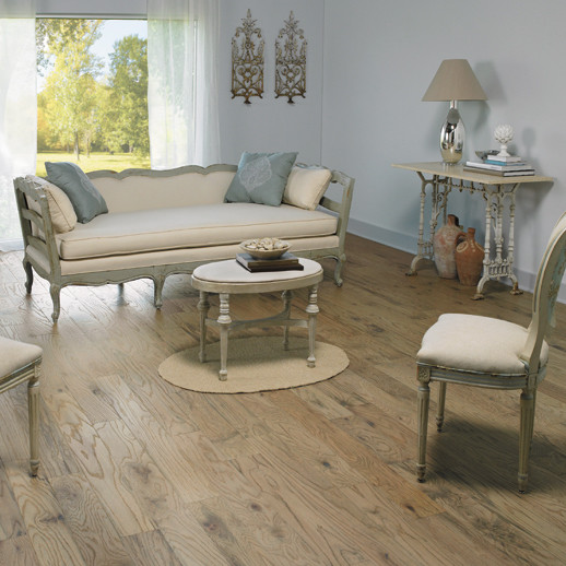 Columbia Flooring Living Room Traditional with None