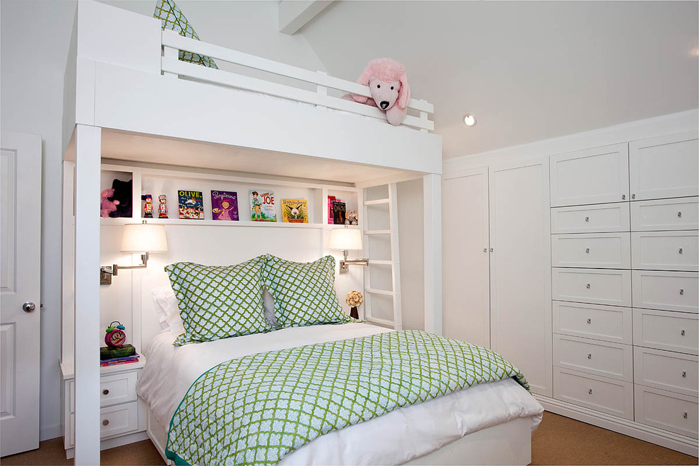 Comforter Sets Queen Kids Traditional with Book Shelf Built in Bunk Bed Built in Closet Built in Nightstands