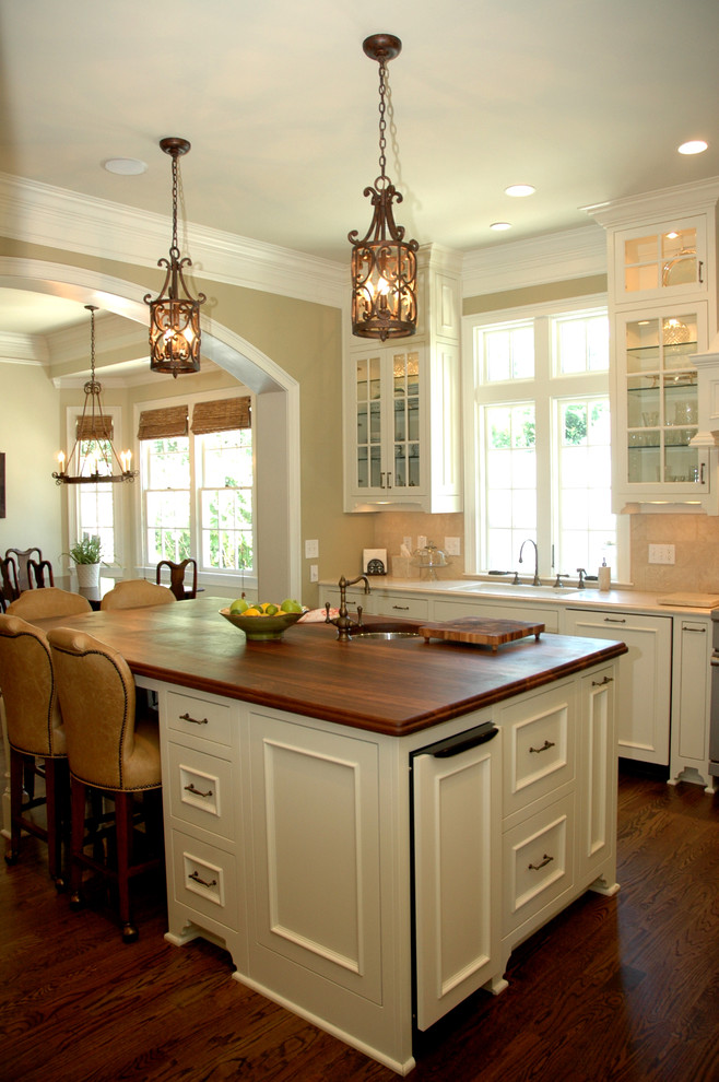 commercial trash cans Kitchen Traditional with arched doorway barstool chandelier cottage farmhouse kitchen glass cabinets kitchen island kitchen
