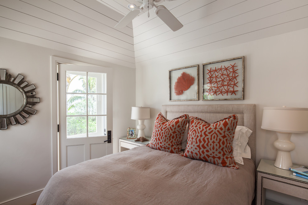 Coral Comforter Bedroom Beach with Above Headboard Art Coral Fan Lever Door Hardware Oval Mirror Silver Mirror
