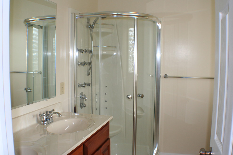 corner-shower-units-Bathroom-Traditional-with-it-is-like-a-mini-car ...