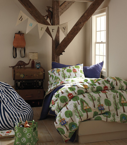 Cotton Percale Kids Contemporary with Bean Bag Chair Bedroom Boys Bedroom Garnet Hill Little Boys Bedroom Percale