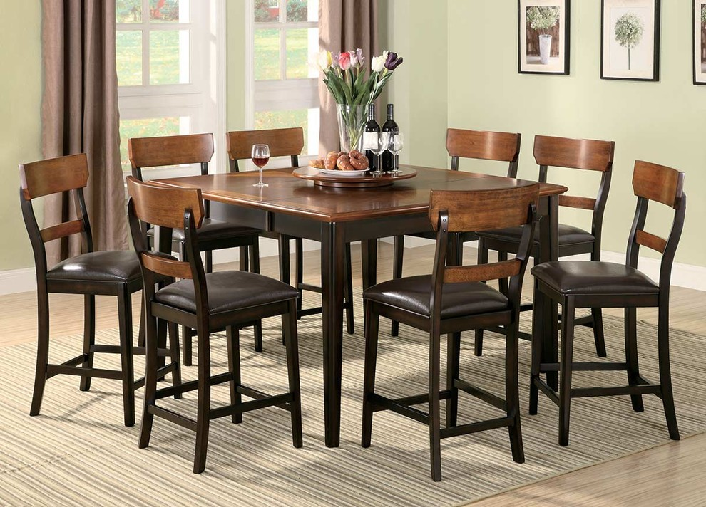 Counter Height Dining Sets Dining Room Contemporary with Christmas Dining Coaster Franklin Counter Height Dining Table Counter Height Dining Table