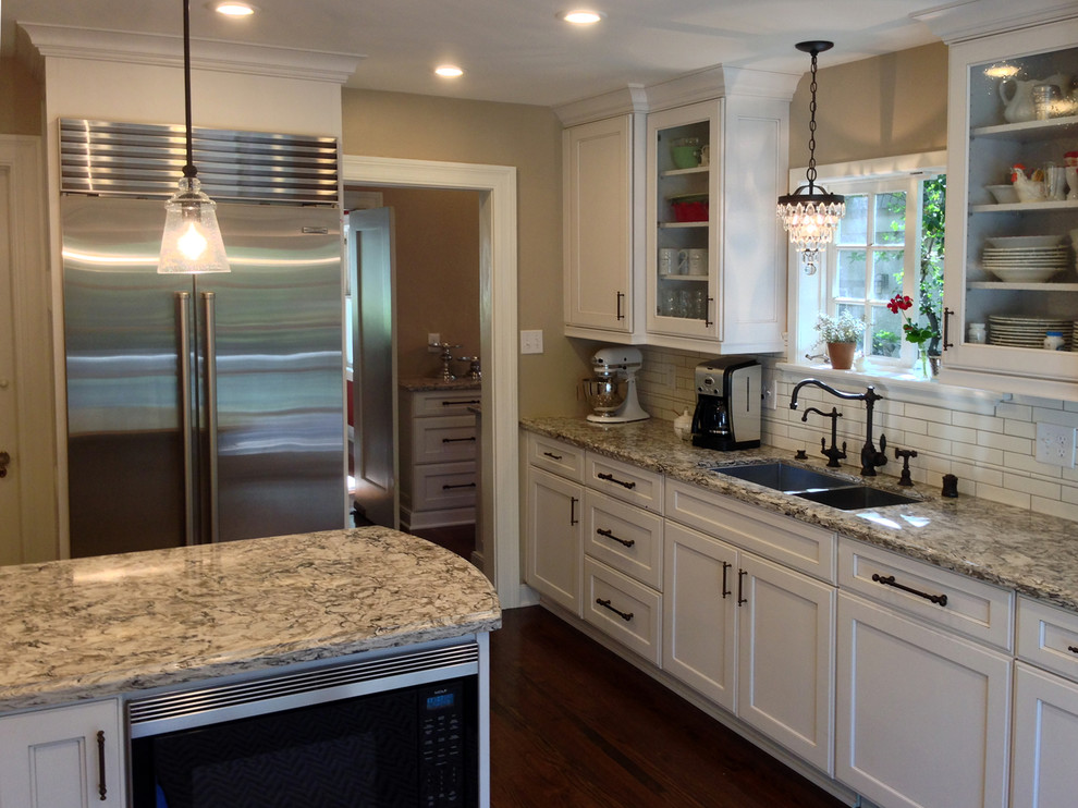 Counter Height Kitchen Table Kitchen Transitional with Cabinets Cambria Custom Desk Dynasty Kitchen Oil Rubbed Bronze Omega Red Decor