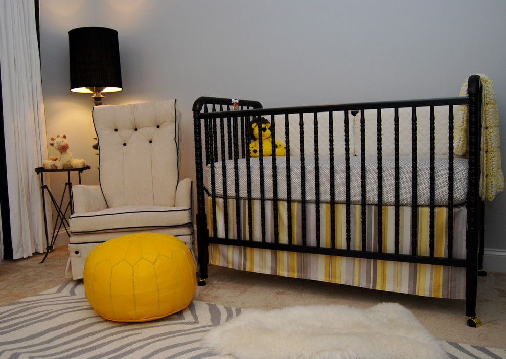 Crib Skirt Nursery Contemporary with Area Rug Bedskirt Crib Bedding Drum Lampshade Dust Ruffle Floor Lamp Moroccan