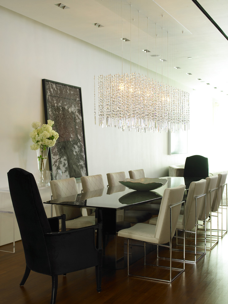 crystal chandeliers for sale Dining Room Contemporary with glamor glamour