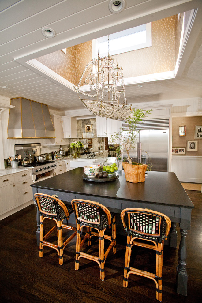 Crystal Chandeliers for Sale Kitchen Eclectic with Apron Sink Bagues Black Counter Cane Chairs Counter Stools Crystal Ship Chandelier