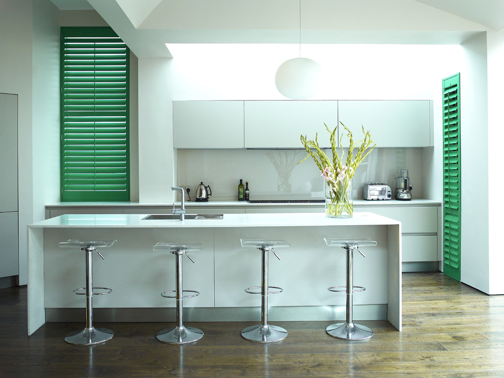Cuisinart Electric Knife Kitchen Contemporary with Clean Clean Kitchen Clear Acrylic Bar Stool Green Green Shutters Kelly Green