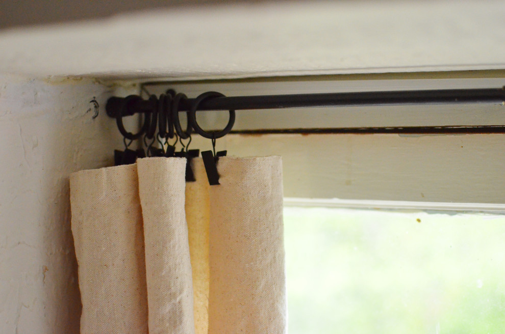 Curtain Rings with Clips Spaces Farmhouse with Categoryspacesstylefarmhouselocationphiladelphia