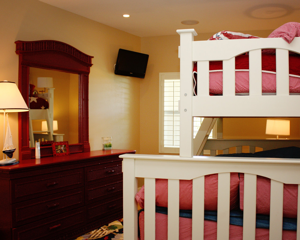 Denim Comforter Bedroom Beach with Beach Bedroom Bunk Beds Denim Comforter Penthouse Red White and Blue Remodel1