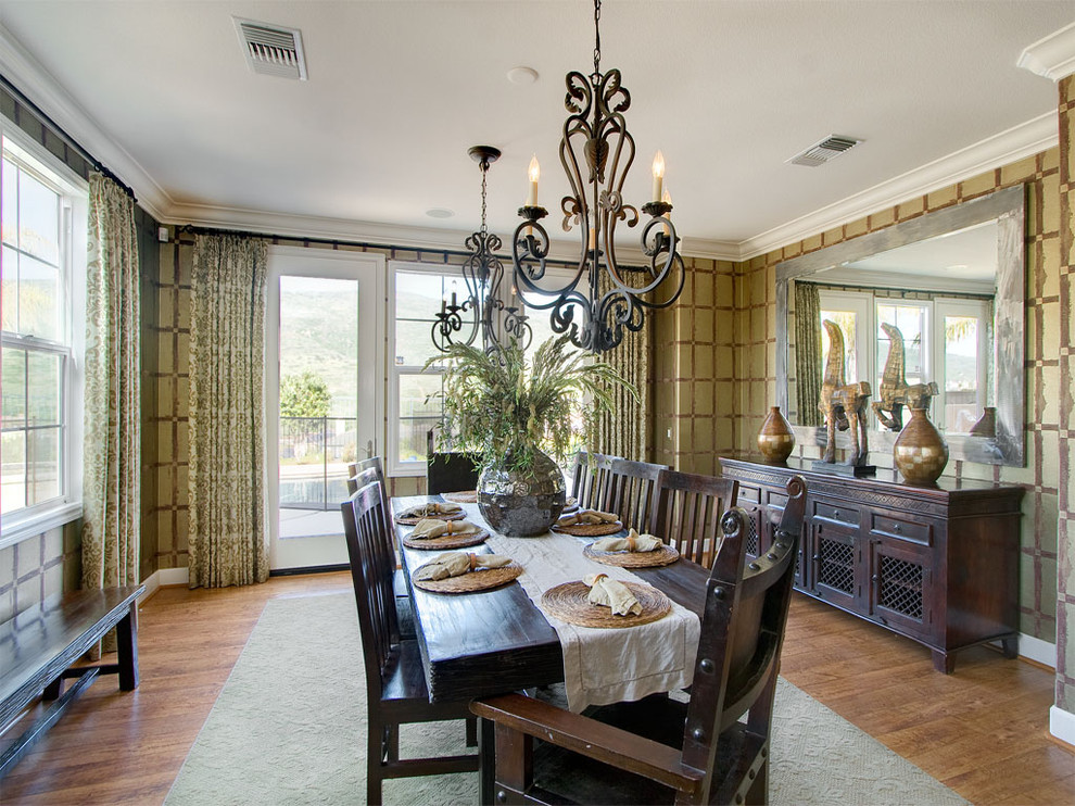 Dining Room Table Centerpieces Dining Room Contemporary with Area Rug Baseboards Centerpiece Chandelier Crown Molding Curtains Drapes Glass Doors Oversized
