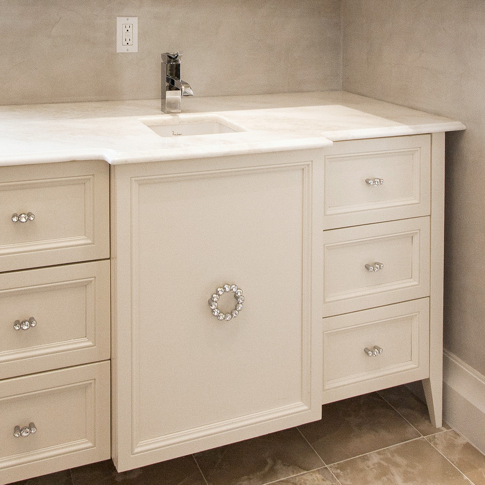 Drawer Pulls and Knobs Closet Contemporary with None