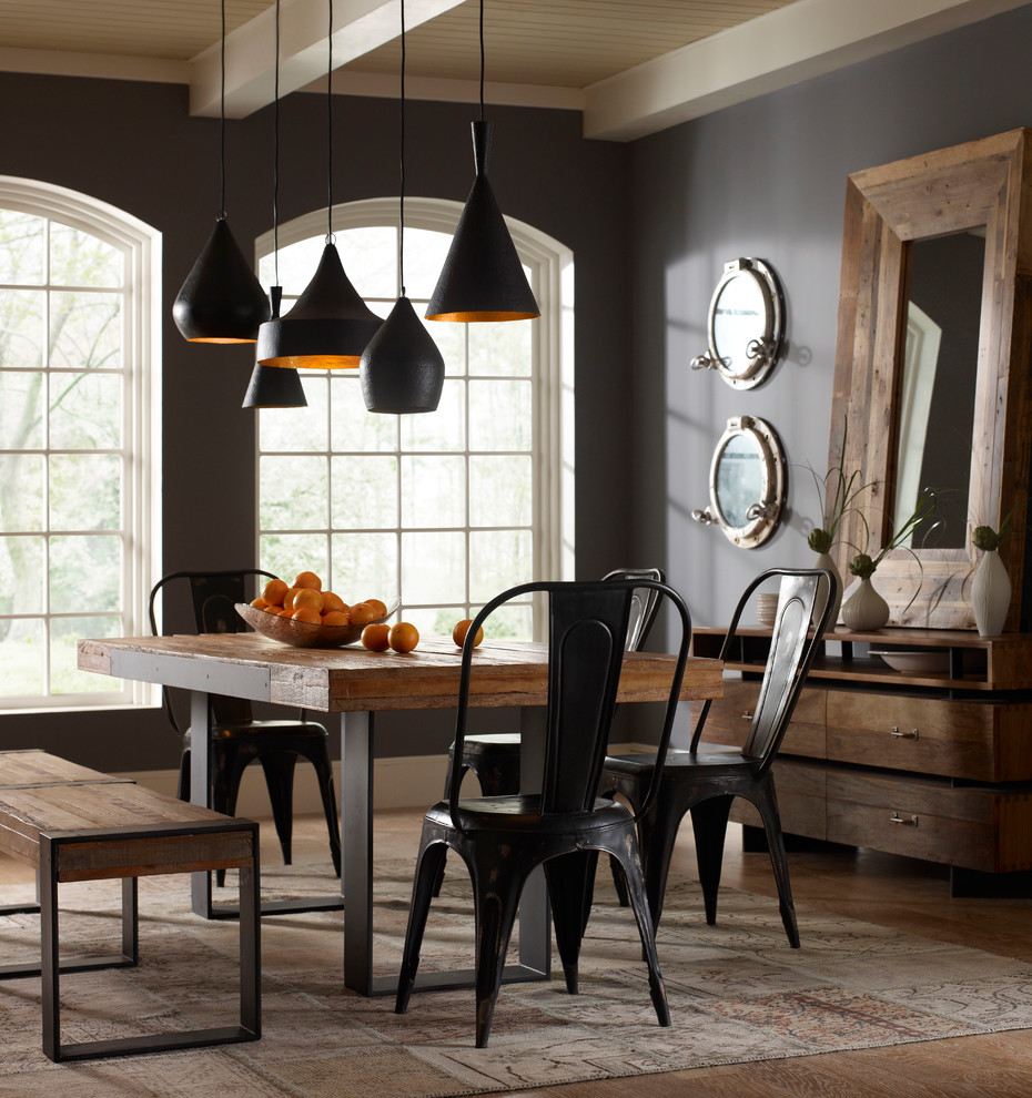 Dumbbells for Sale Dining Room Industrial with Black Chairs Black Pendant Lights Buffet Chair Chairs Console Contemporary Dark Gray